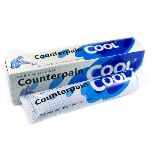 counterpain cool pain relief cream